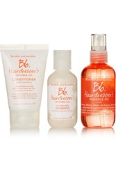 Bumble And Bumble Wishes 'Do Come True Invisible Oil Set Colorless