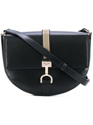 Lanvin 'Lien' Shoulder Bag Women Calf Leather One Size Black