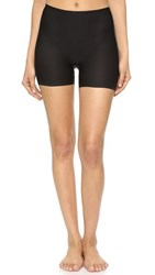Spanx Perforated Girl Shorts Very Black