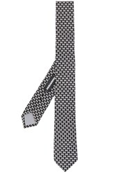 Dsquared2 Silk D2 Embroidered Tie 60