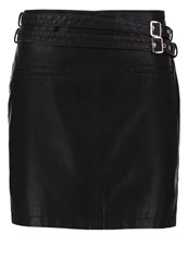 Noisy May Nmfreja Mini Skirt Black