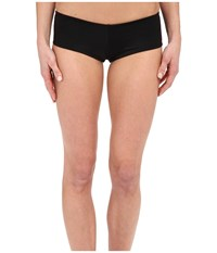 Lolli Classic Bow Bottom Black Women's Swimwear