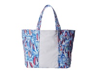Lilly Pulitzer Beach Tote Resort White Tote Handbags
