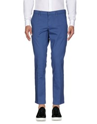 Havana And Co Co. Casual Pants Blue