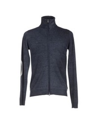 Fred Mello Cardigans Steel Grey