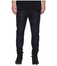 Yohji Yamamoto M Spacer Track Pants Black Men's Casual Pants
