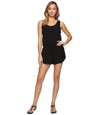 Rip Curl Classic Surf Romper Black Women's Jumpsuit And Rompers One Piece