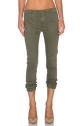Black Orchid Cargo Slouchy Trouser Olive