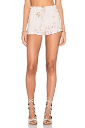 Wildfox Couture Sun Short Pink