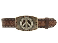 Ariat City Girl Brown Women's Belts