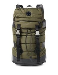 Polo Ralph Lauren Alpine Quilted Backpack Olive