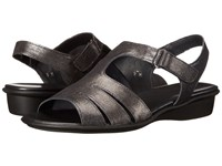 Sesto Meucci Eugina Black Retro Women's Sandals