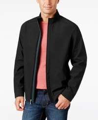 Tommy Bahama Water Resistant Ace Driver Jacket Black