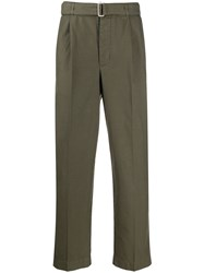 Officine Generale Belted Waist Trousers 60
