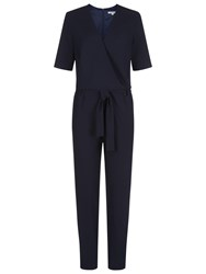 Fenn Wright Manson Virgo Jumpsuit Navy