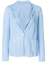 Majestic Filatures Relaxed Blazer Blue