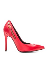 Love Moschino Heart Pump Red