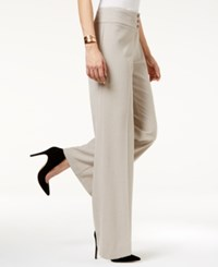 Styleandco. Style Co. Stretch Wide Leg Pants Only At Macy's Heather Rockbird
