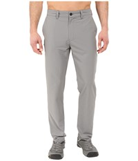 The North Face Rockaway Pants Zinc Grey Men's Casual Pants Gray
