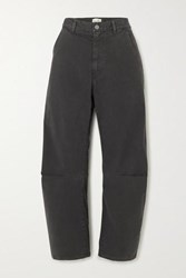 Nili Lotan Emerson Cotton Blend Pants Black