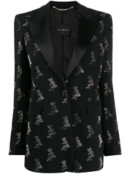 John Richmond Giacca Gonadi Blazer Black