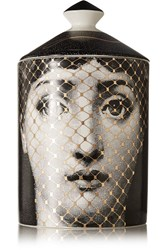 Fornasetti Golden Burlesque Scented Candle Colorless