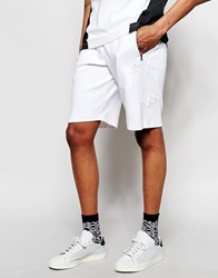 Adidas Originals 'Bleached Out' Shorts B45877 White