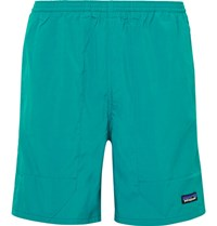 Patagonia Baggies Lights Dwr Coated Ripstop Shorts Teal
