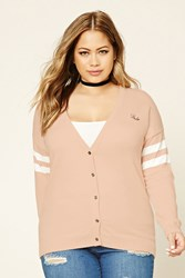 Forever 21 Plus Size Peachy Cardigan