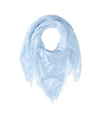 Chan Luu Cashmere And Silk Scarf Cashmere Blue Scarves