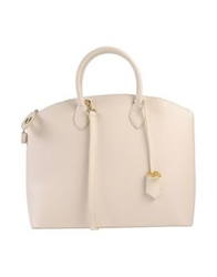 Tuscany Leather Handbags Beige