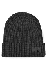 The Kooples Knit Hat Black