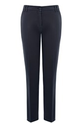 Oasis Emmy Chino Trouser Navy