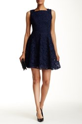 Eva Franco Futura Dress Blue