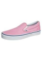 Vans Classic Slipons Prism Pink True White Rose
