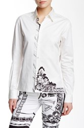 Versus By Versace Front Print Shirt Multi