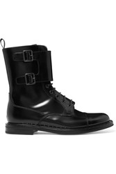 Church's Stefy Leather Ankle Boots Black