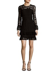 Parker Lace Embroidered Dress