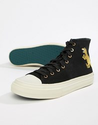 Paul Smith Ps By Dino High Top Trainer Black