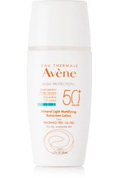 Avene Spf50 Mineral Light Mattifying Sunscreen Lotion Usd