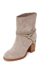 Splendid Larchmonte Slouchy Booties Taupe