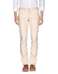 Mitchumm Industries Casual Pants Ivory