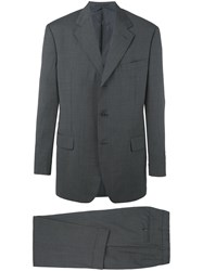 Romeo Gigli Vintage Formal Suit Blue