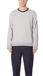 3.1 Phillip Lim Roll Edge Sweatshirt Grey