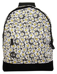Mi Pac Daisy Crazy Backpack Black