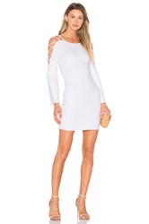 Bailey 44 Daiquiri Sweater Dress White