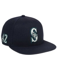 47 Brand '47 Jackie Robinson Seattle Mariners Team Jackie Robinson Collection Navy