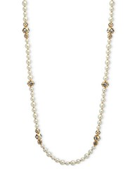 Anne Klein 6Mm 7Mm 8Mm Faux Pearl Strand Necklace