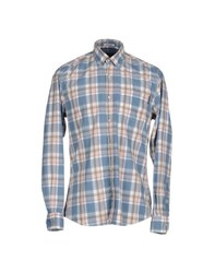 North Sails Shirts Shirts Men Sky Blue