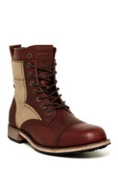 Levi's Wild Lace Up Boot Brown